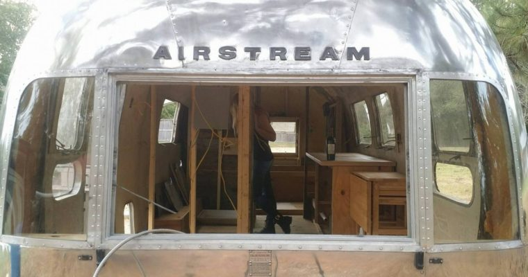 Airstream Progress
