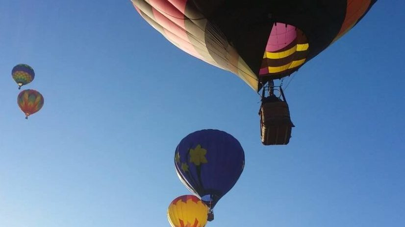 Pahrump, NV (Hot Air Balloon Festival)
